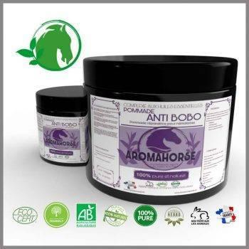 huiles essentielles anti bobo chevaux